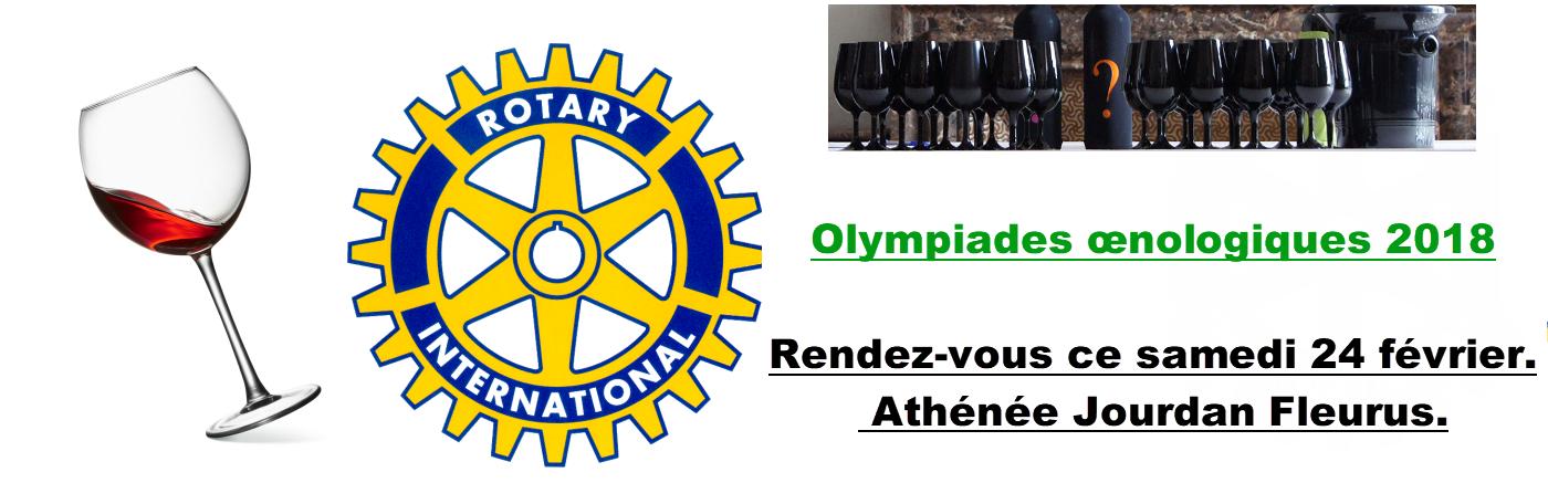 Olympiades œnologiques 2018